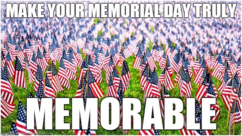 Memorial Day Picnic, Barbeque, Veterans